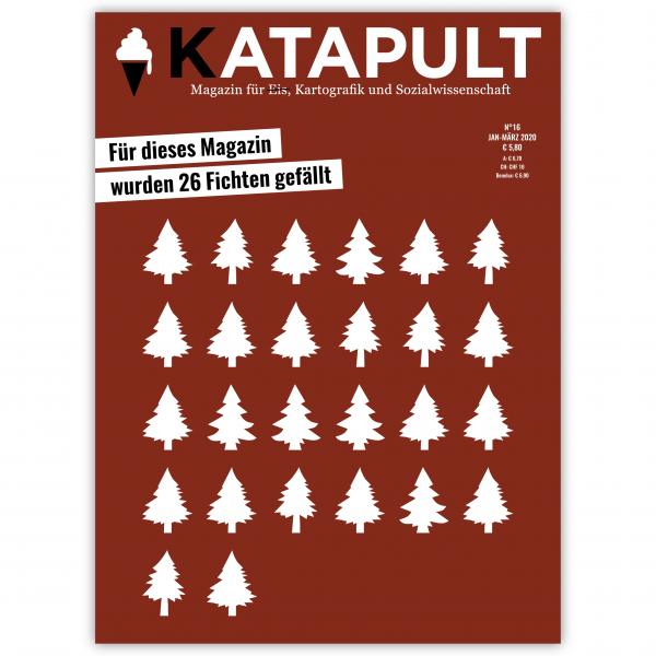 KATAPULT Ausgabe 16 / 2020